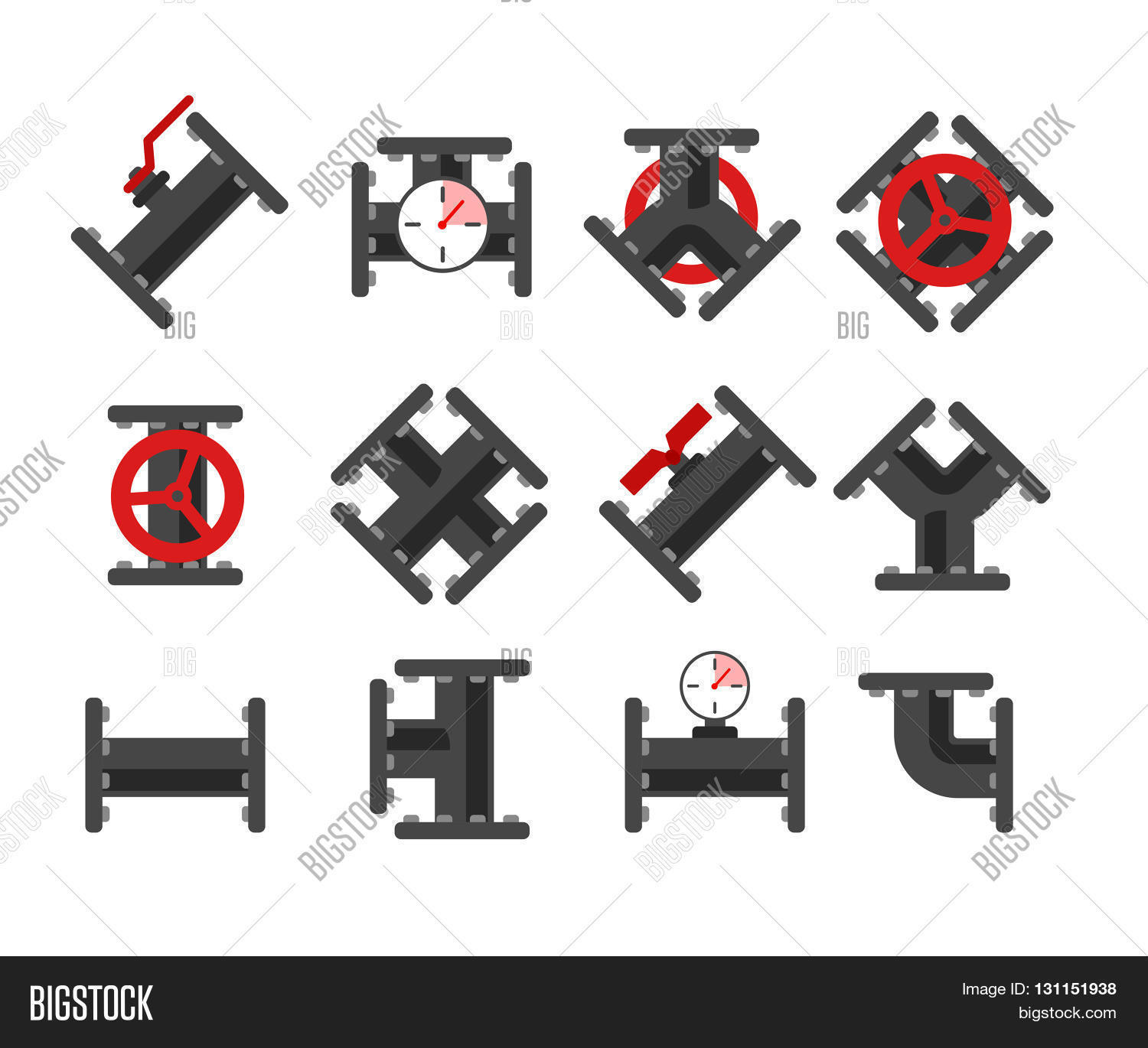 Pipe Fitting Vector Vector Amp Photo Free Trial