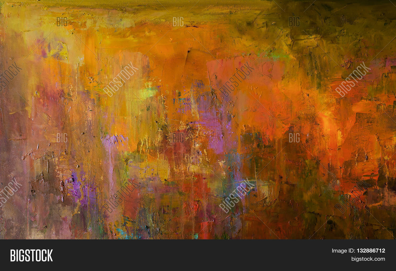 Abstract Oil Painting Image & Photo (Free Trial)