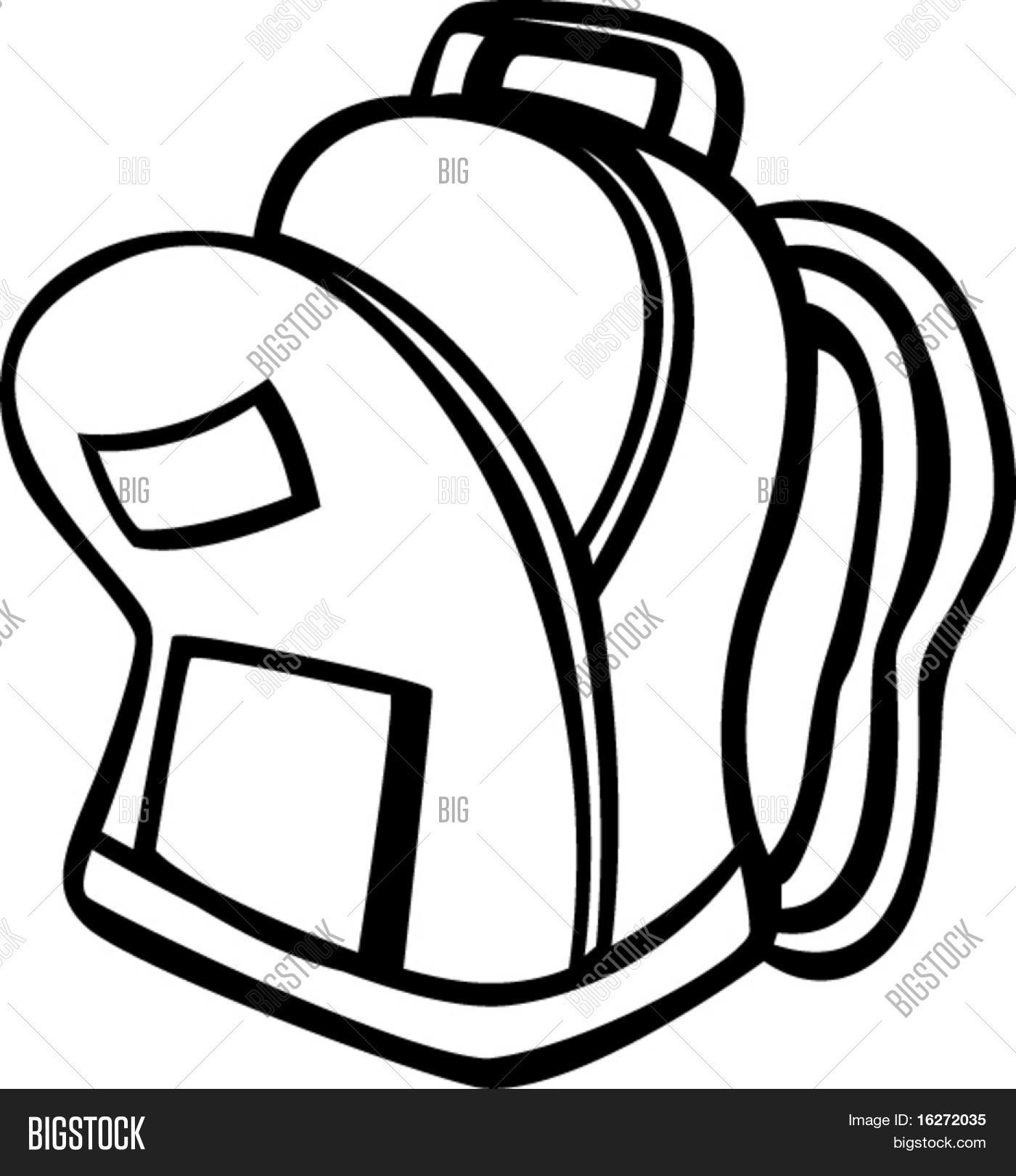 Backpack Vector Amp Photo Free Trial