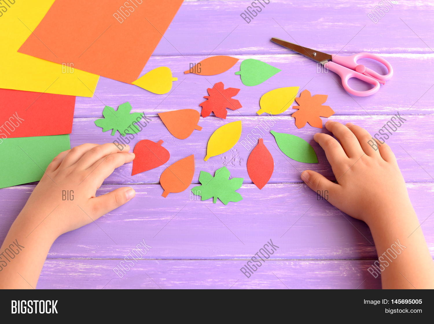 Child Cut Out Colored Image Amp Photo Free Trial