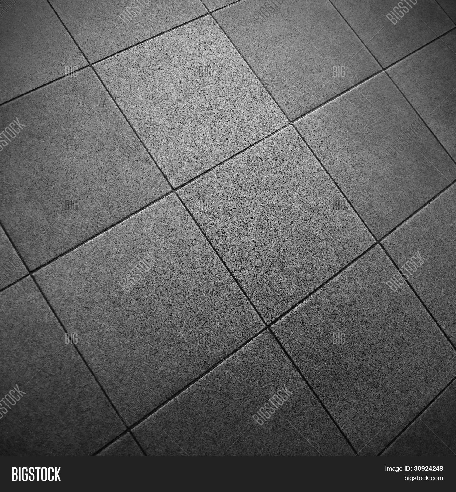 gray square tile floor image photo