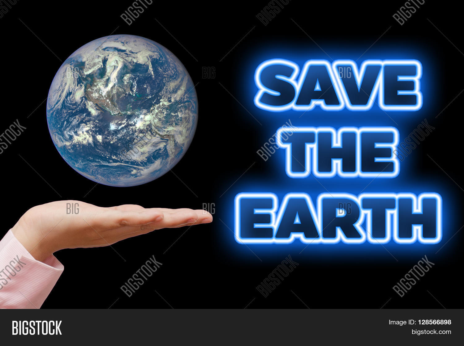 Let S Save Our Planet Earth Image Amp Photo