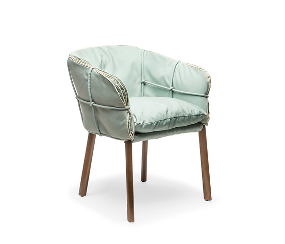 Kenneth Cobonpue Parchment Chair And Table