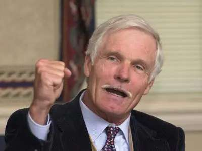Media mogul Ted Turner