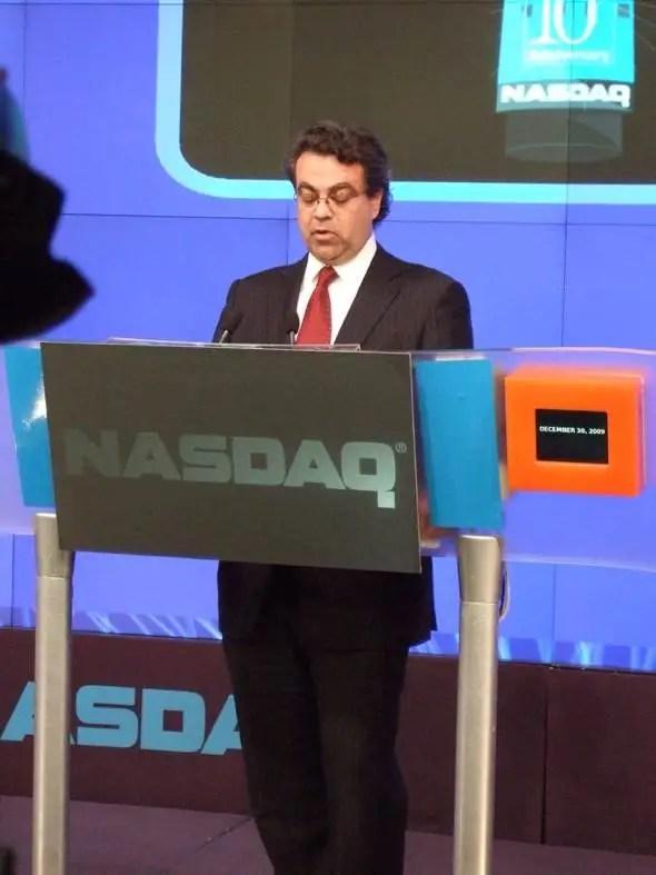 Eric Noll,NASDAQ Executive Vice President