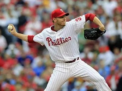 Phillies pitcher Roy Halladay's workouts are so intense, others can't make it halfway through them