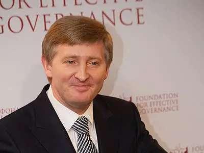 The richest Ukrainian: Rinat Akhmetov