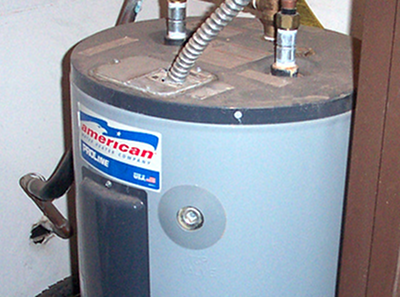 Lower your water heater's temperature