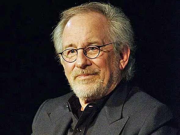 Steven Spielberg got rejected from film school ... three times.