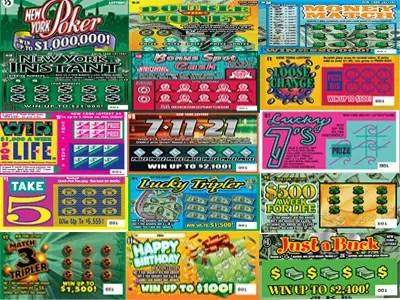 Lottery Tickets Newyork