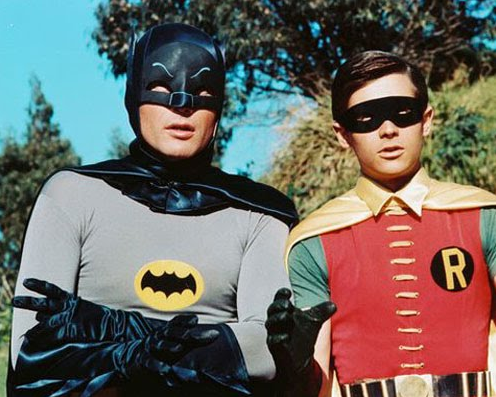 Batman TV Show with Adam West and Bruce Ward