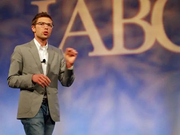 Jonah Lehrer, author and journalist
