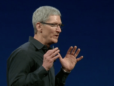 Apple CEO Tim Cook routinely begins emailing employees at 4:30 in the morning