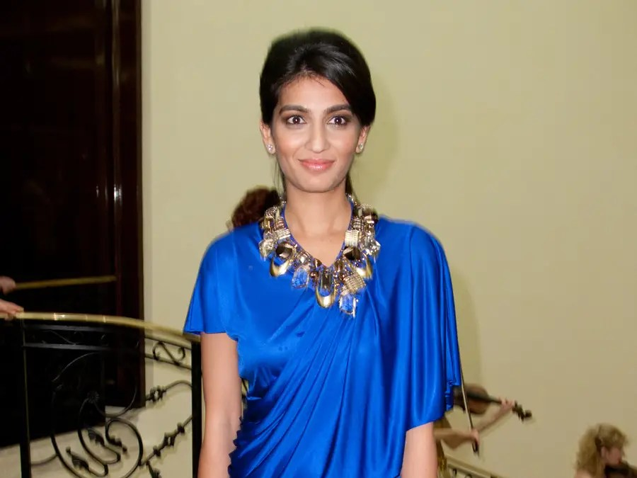 Vanisha Mittal, daughter of steel magnate Lakshmi Mittal