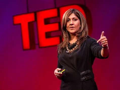 Nilofer Merchant, HBR Writer and founder of Rubicon Consulting