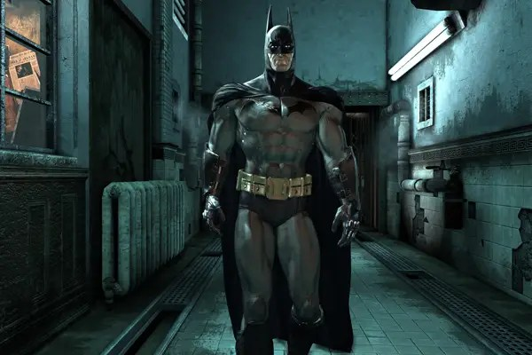 "2009: ""Arkham Asylum"" – As animated series voice actor Kevin Conroy reprised his role as the Dark Knight, Batman also saw a return to his outfit from the '90s cartoon."