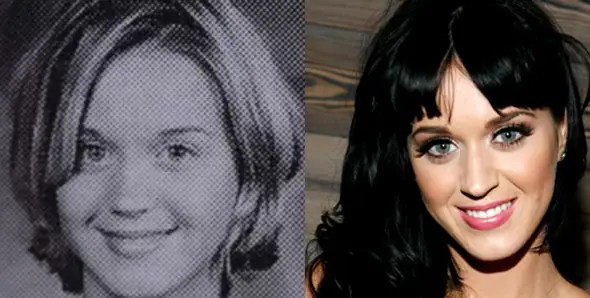 Katy Perry moved to Nashville at 15 to work for a record label and had left for L.A. by the time she was 17.