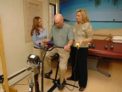 11. Physical therapists