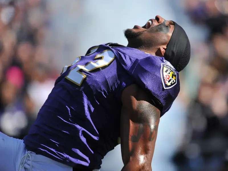 #8 Baltimore Ravens — $129.42 Per Person