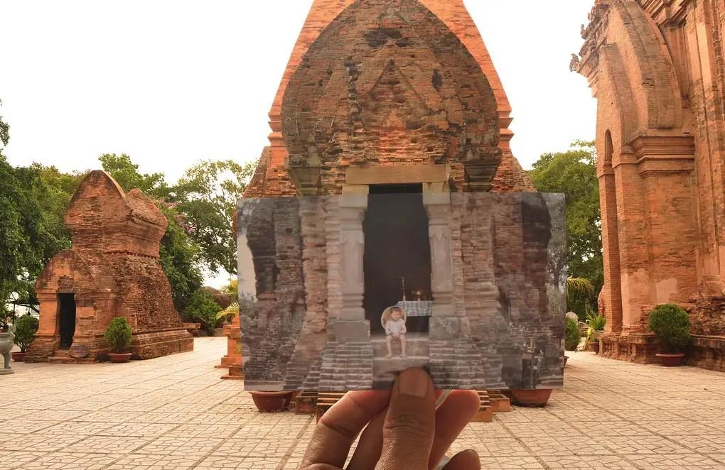 South Temple of Ponagar, Nha Trang