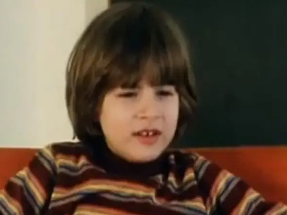 "Danny Lloyd played Jack Nicholson's young son in the iconic movie ""The Shining."""
