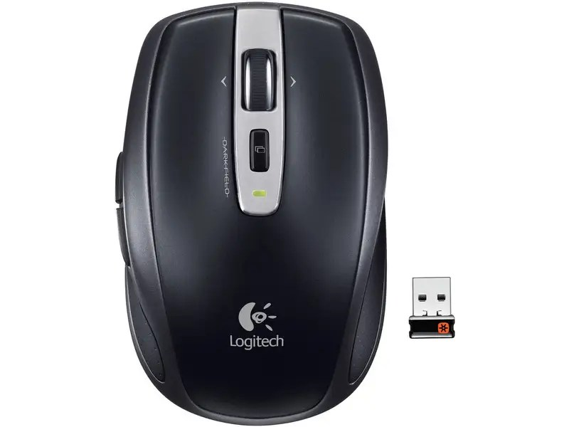 Logitech's Anywhere Mouse MX has been touted by GDGT as the best travel mouse ever.