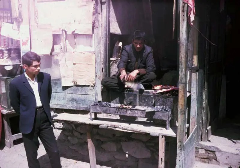 Yes, both rural and urban, western and south asian, it seemed all of Afghanistan ...