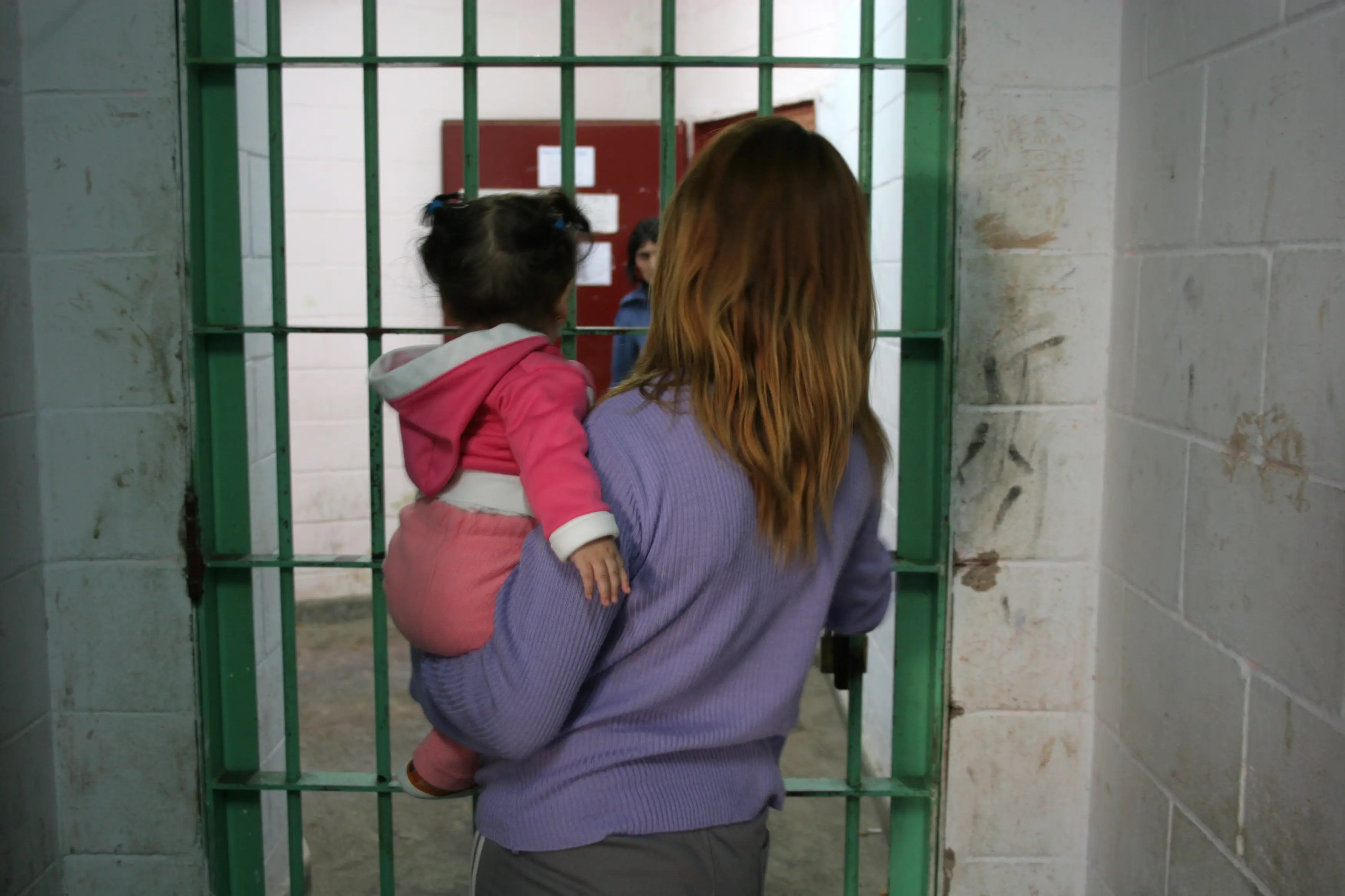 """In Argentina, the number of women in prison has soared by more than 200% in the last two decades. 85% were convicted of """"economic crimes,"""" like drug-related offenses or theft."""