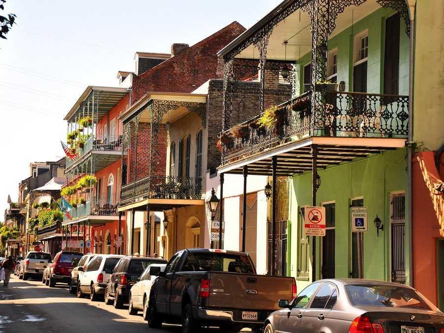 #10 New Orleans, LA