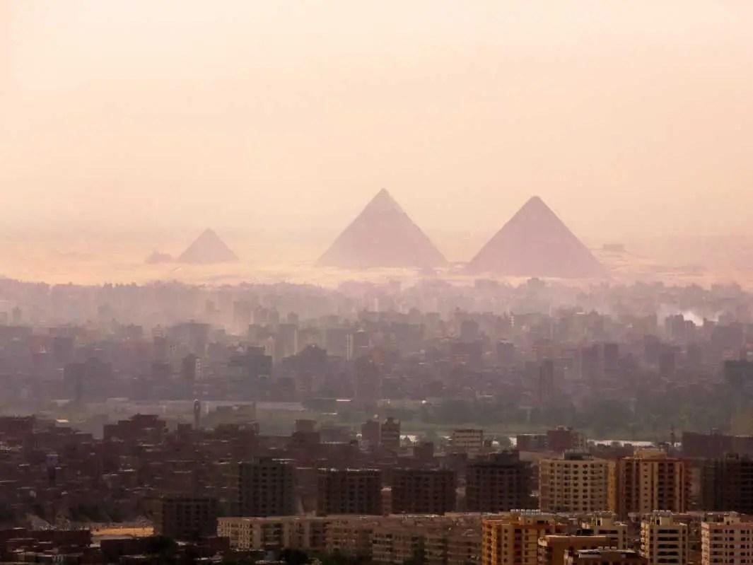 Egypt dar al Salaam Pyramids Tahrir