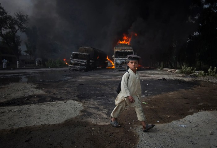 10. PAKISTAN: Pakistan faces a host of challenges including almost 1 million internally displaced persons, almost 3 million Afghan refugees, rampant Islamic extremism, an unruly military, and a long-simmering border dispute with India.