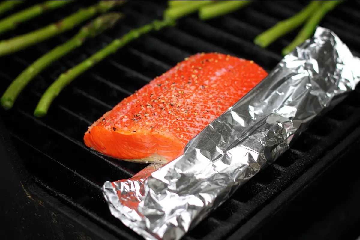 ALASKA: Try the freshest, pinkest wild salmon on the coasts of Alaska. It's great on the grill.
