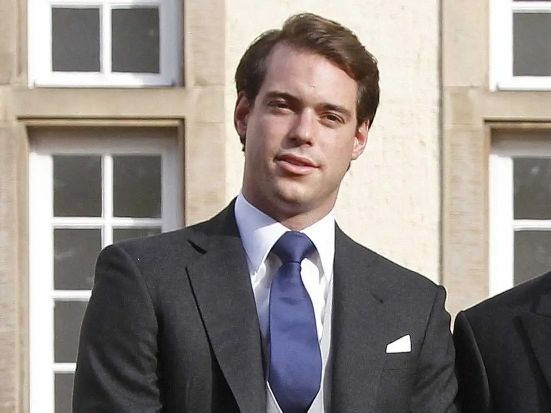 Prince Félix Léopold Marie Guillaume of Luxembourg