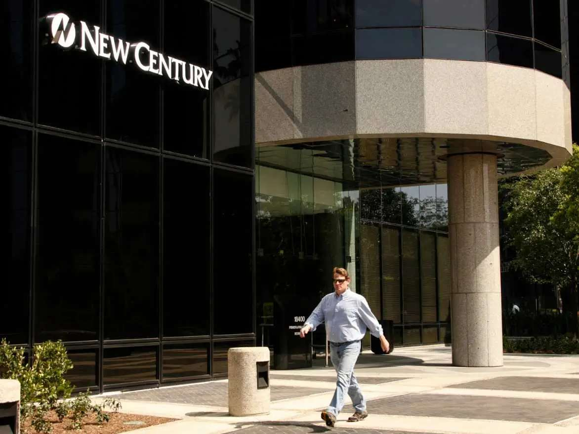 APRIL 2, 2007: New Century files for bankruptcy. It was the largest subprime lender in the United States.
