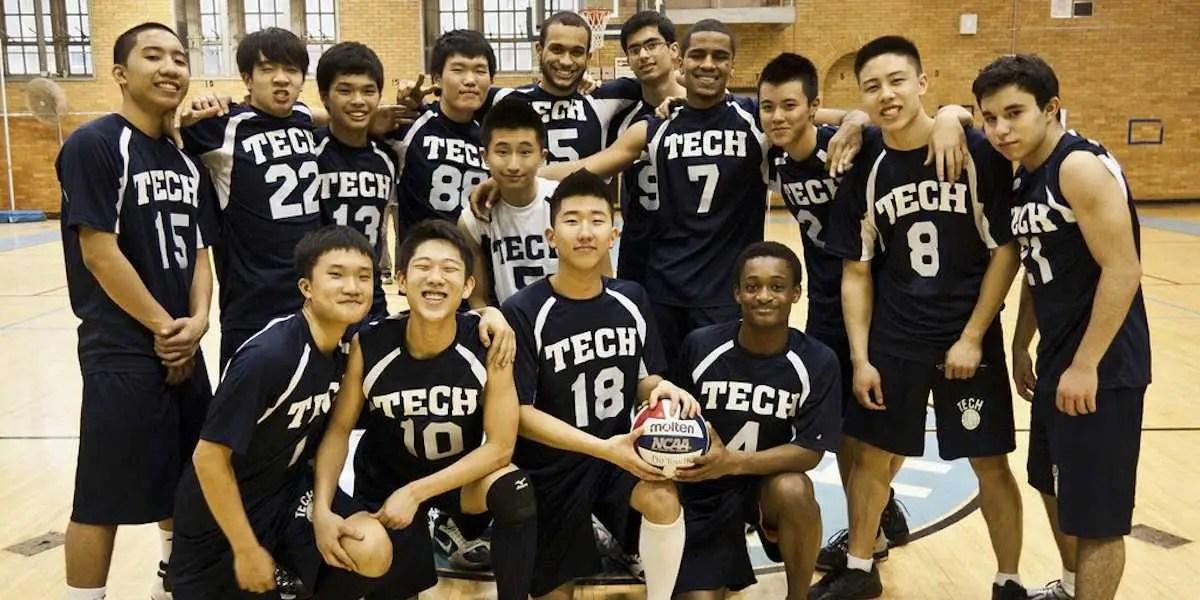 Brooklyn Tech High School Volleyball Team
