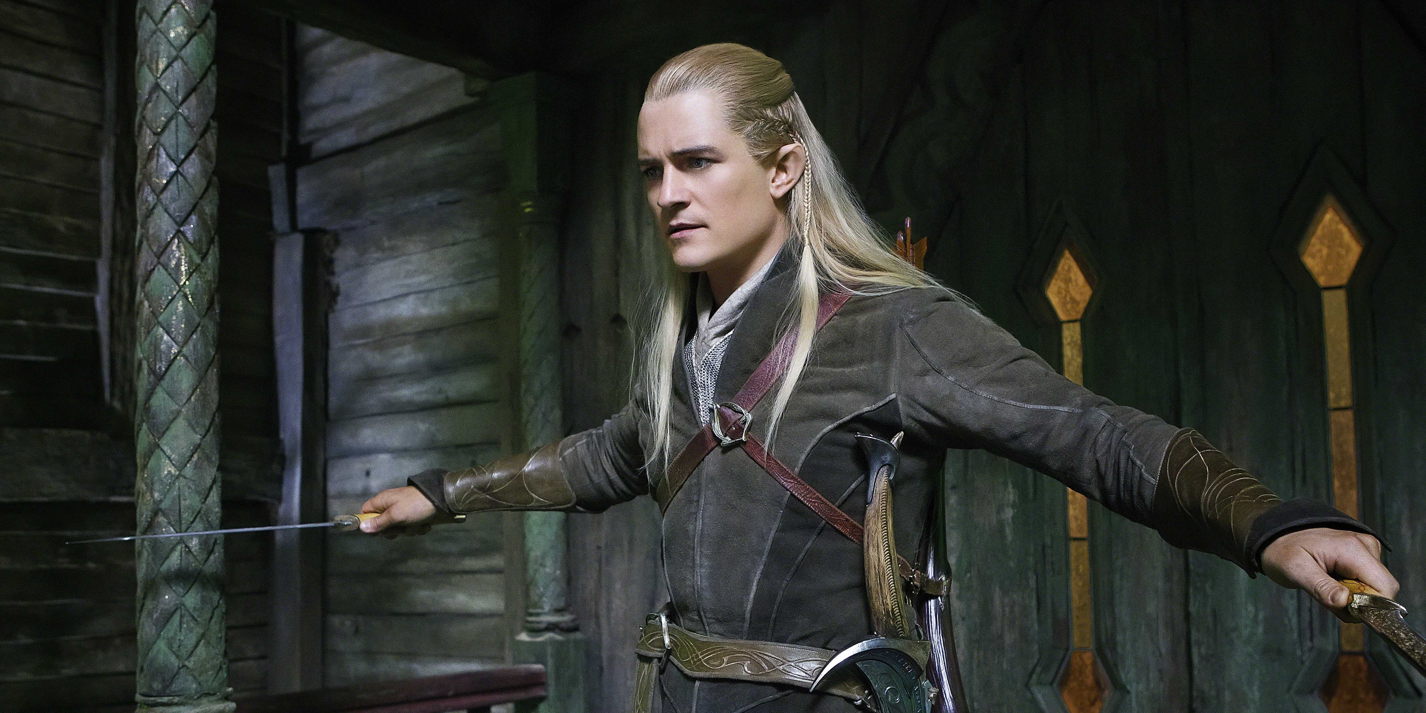 legolas the hobbit desolation of smaug
