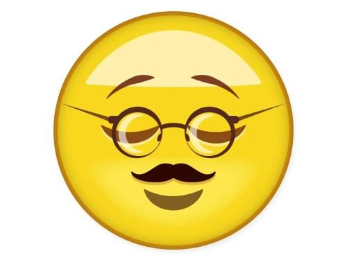 Emoji Warby Parker
