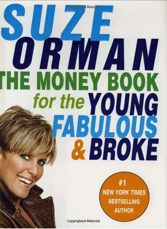 """""""The Money Book for the Young, Fabulous & Broke"""" by Suze Orman"""
