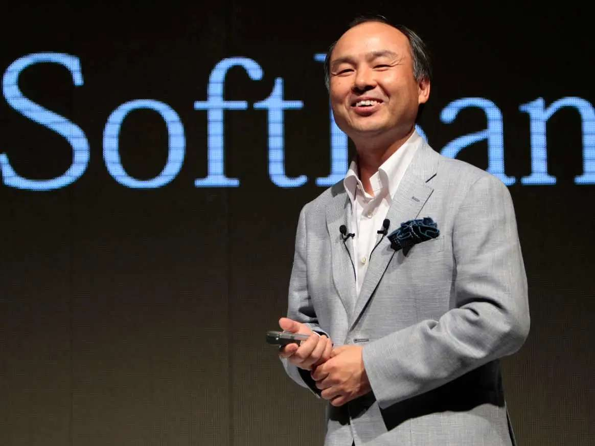 The richest Japanese: Masayoshi Son