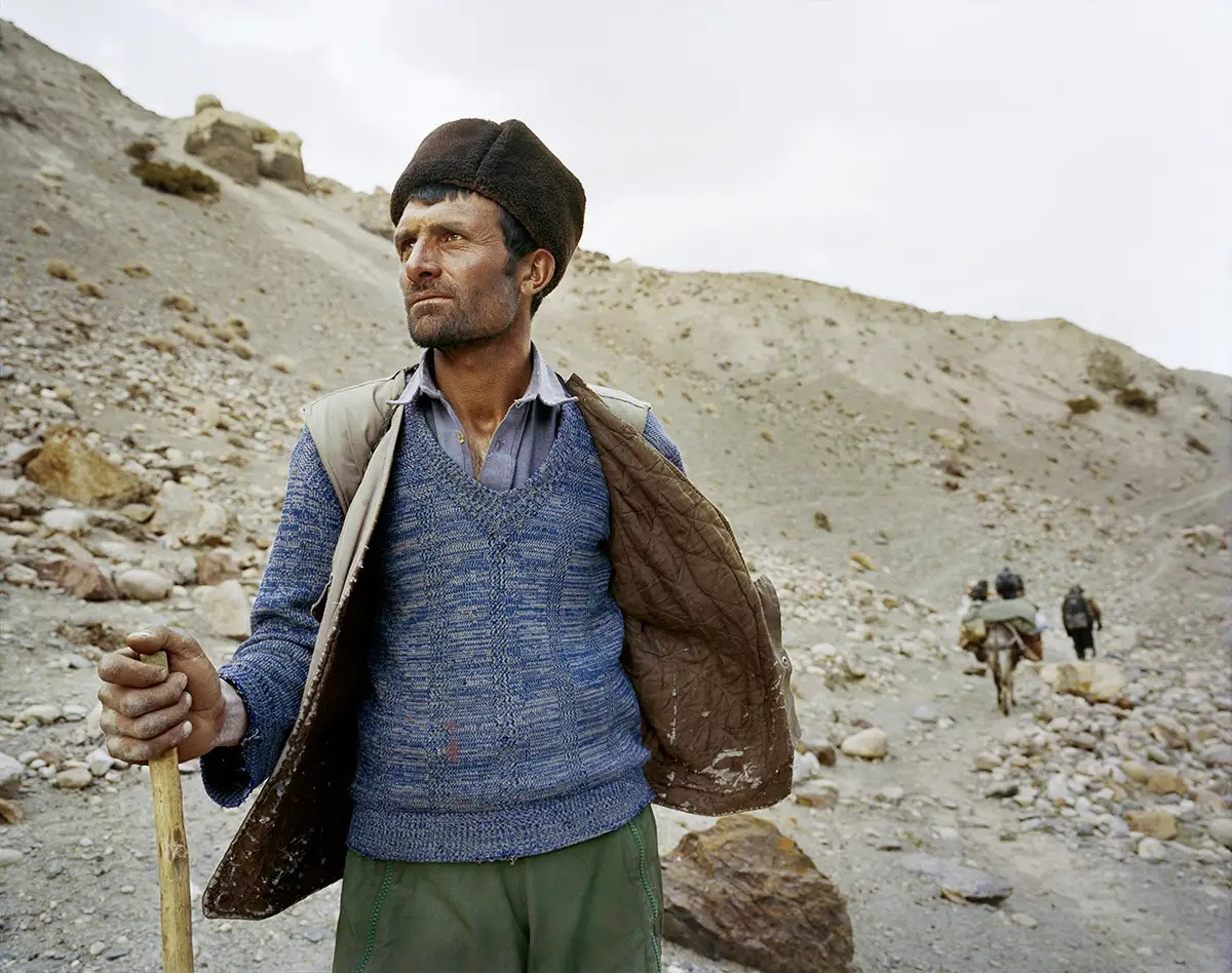 "Many of the clan leaders that Lagrange spoke to told him they wished to leave the Wakhan Corridor and thought of it as a ""beautiful prison."" Because both groups have been subject to persecution, they have nowhere to go."