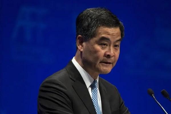 Hong Kong's leader warns pro-democracy activists against ...