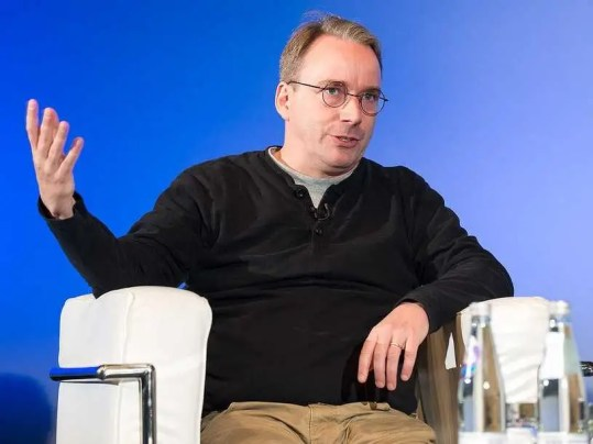 a conversation with linus torvalds who built the worlds most robust operating system and gave it away for free - Linus Torvalds: Mind Behind Linux