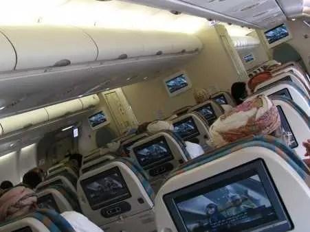 9. Oman Air