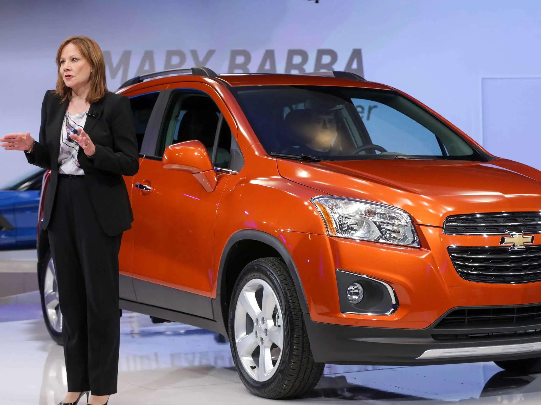 18) General Motors