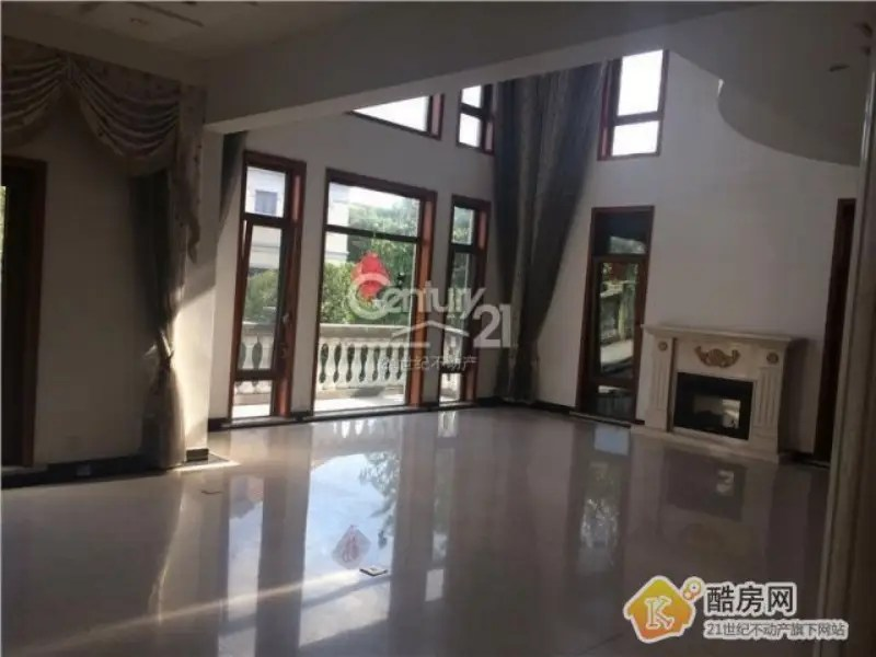 In Shanghai, $5 million will get you a five-bedroom, three-story townhouse within 3,595 square feet.