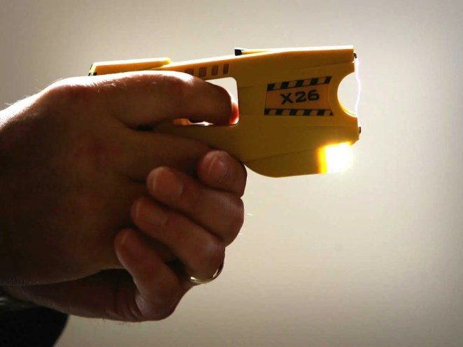 Jack Cover worked as a scientist for institutions including NASA and IBM before he became a successful entrepreneur at 50 for inventing the Taser stun gun in 1970.