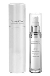 Grace Choi cream