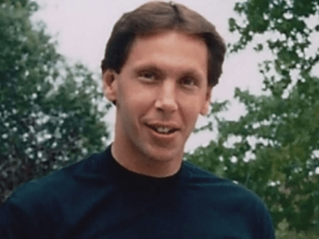 Larry Ellison was working odd jobs as a programmer