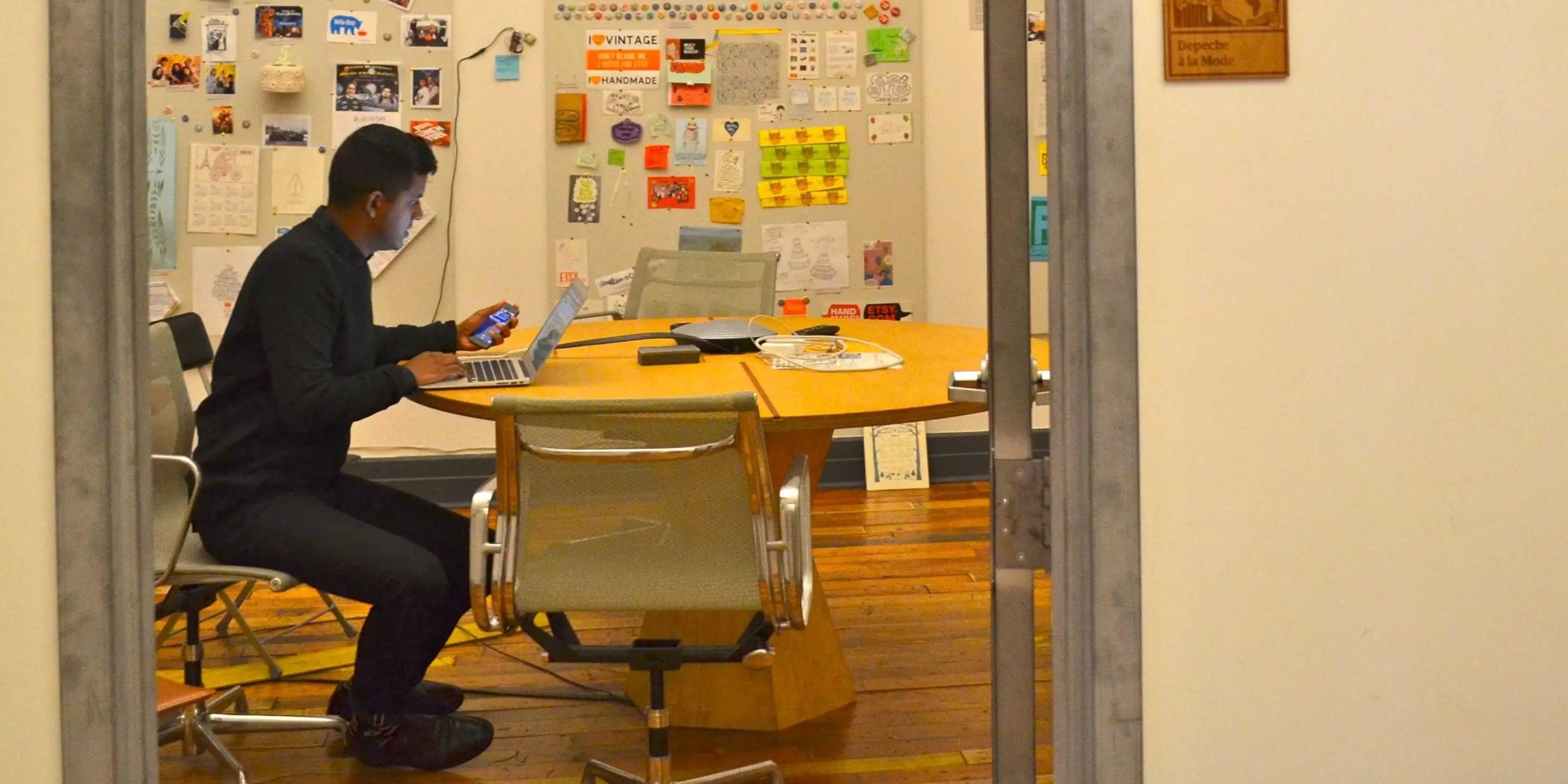 Etsy Office