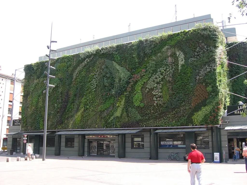 Patrick Blanc vertical garden
